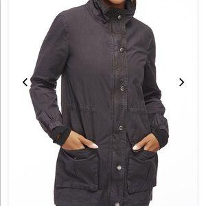 Fabletics Tahoo Utility Cargo Pockets Jacket black